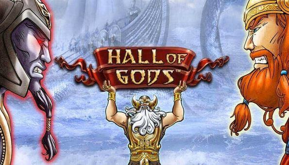 Hall of Gods Betshop Casino