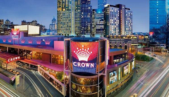 live καζίνο Crown